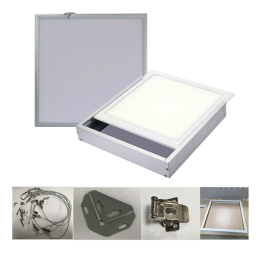 LED Panel Surface Mounted Kit 60*60 - 50W LED SMD Panel